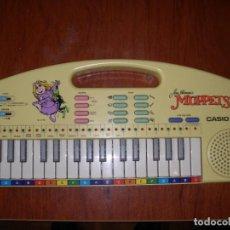Instrumentos musicales: TECLADO CASIO EP-20 EP20 MUPPETS FUNCIONANDO PERFECTAMENTE. Lote 274909133
