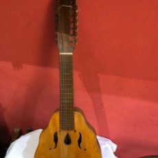 Instrumentos musicales: LAUD VINTAGE DE VICENTE TATAY TOMAS. Lote 275100773