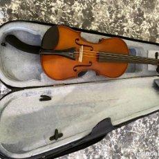 Instrumentos musicales: VIOLIN EN BUEN ESTADO. Lote 275139198