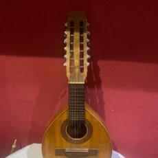 Instrumentos musicales: ANTIGUA BANDURRIA (JUAN ESTRUCH ) EXCELENTE ESTADO. Lote 275158598