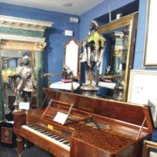 Instrumentos musicales: PIANO DE MESA JOSÉ LARRÚ COLECCIÓN HAZEN PREMIADO EXPOSICIÓN 1841. Lote 275194553