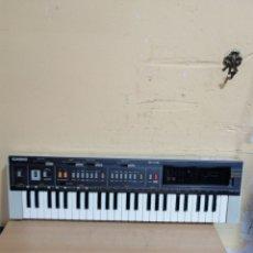 Instrumentos musicales: PIANO ELÉCTRICO CASIO MT_800. Lote 275249013