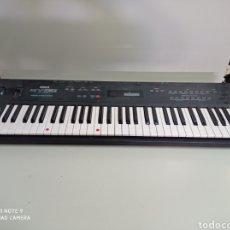Instrumentos musicales: TECLADO DIGITAL YAMAHA SY35, MUSIC SYNTHESIZER DE LOS AÑOS 90. LEER DESCRIPCIÓN.. Lote 275284123