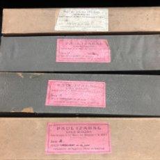 Instrumentos Musicais: 4 ROLLOS DE PIANOLA. Lote 275324808