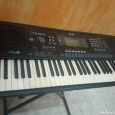 Instrumentos musicales: TECLADO ELECTRÓNICO STEREO LP-6160 A. Lote 275621153