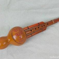 Instrumentos musicales: CURIOSO INSTRUMENTO ETNICO. Lote 275758753