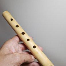 Instrumentos Musicais: FLABIOL CATALAN MADERA DE BOJ. Lote 275767693