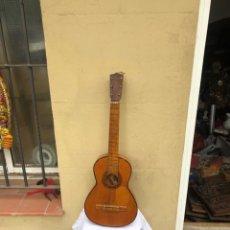 Instrumentos musicales: GUITARRA ANTIGUA FLAMENCA MANOFACTURAS AMANO . TALLA MEDIANA . PIEZA COLECCIONABLE .AÑOS 40/50. Lote 275851768
