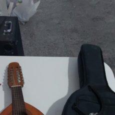 Instrumentos musicales: BANDURRIA, FABRICANTE MARIANO BIU. Lote 276057978