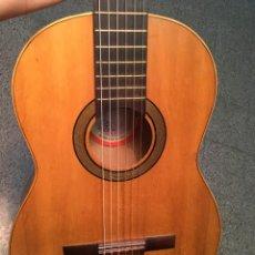 Instrumentos musicales: GUITARRA ESPAÑOLA ALHAMBRA (MURO DE ALCOY) PRIMER MODELO VER ETIQUETA. Lote 276069273
