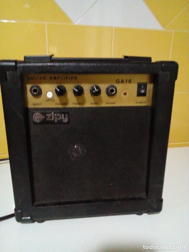 AMPLIFICADOR ZIPY GA10 (Música - Instrumentos Musicales - Guitarras Antiguas)