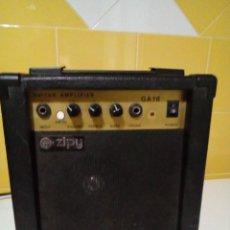 Instrumentos musicales: AMPLIFICADOR ZIPY GA10. Lote 276144738