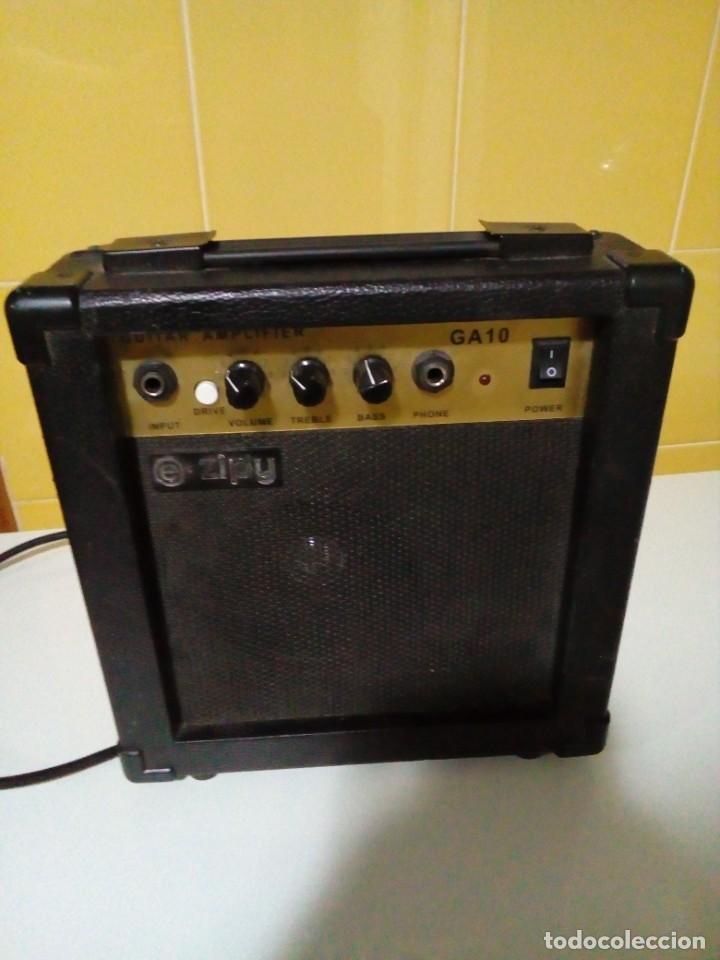 Instrumentos musicales: Amplificador Zipy GA10 - Foto 2 - 276144738