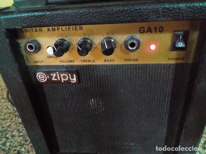 Instrumentos musicales: Amplificador Zipy GA10 - Foto 3 - 276144738