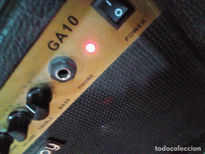 Instrumentos musicales: Amplificador Zipy GA10 - Foto 4 - 276144738