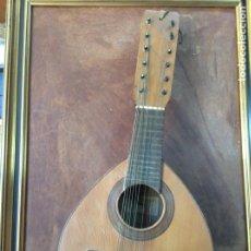 Instruments Musicaux: BANDURRIA. JOSE RAMÍREZ AÑO1944. DE PALILLOS.. Lote 276149283