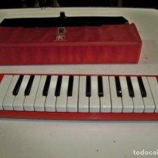 Instrumentos musicales: ANTIGUO INSTRUMENTO MUSICAL HONNER MELODICA ,PIANO 26, CON SU FUNDA, MADE IN GERMANY. Lote 276183773