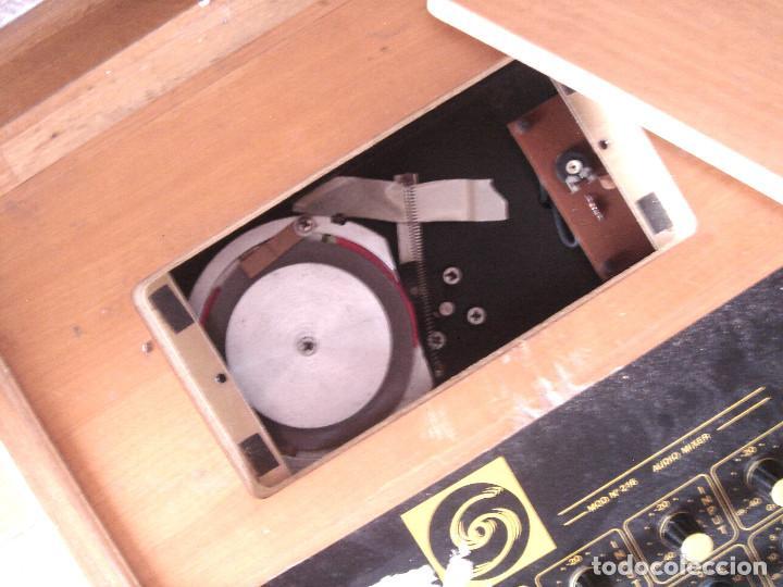 Instrumentos musicales: GRAN MESA DE ESTUDIO VINTAGE PROFESIONAL - SISME N.216 -16 CANALES -ANALOGICA MEZCLAS AUDIO MIXER - Foto 6 - 276457023