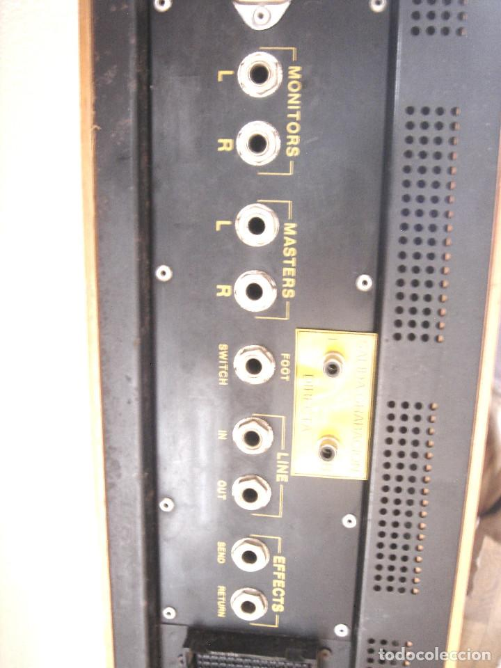 Instrumentos musicales: GRAN MESA DE ESTUDIO VINTAGE PROFESIONAL - SISME N.216 -16 CANALES -ANALOGICA MEZCLAS AUDIO MIXER - Foto 13 - 276457023