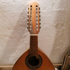 Instrumentos musicales: ANTIGUA BANDURRIA VALENCIANA DE LA FÁBRICA DE GUITARRAS ROCA. Lote 276568313