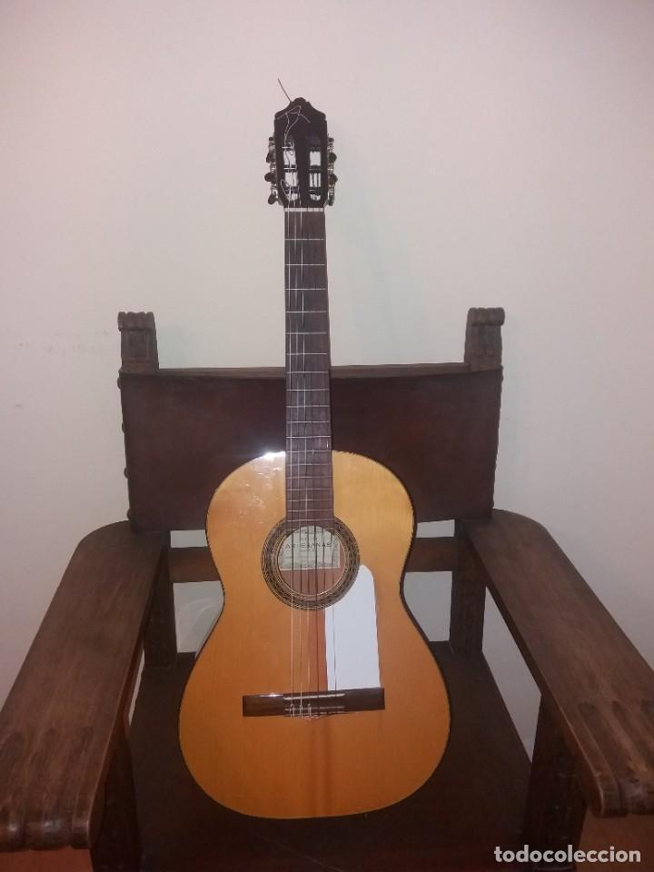 GUITARRA FLAMENCA (Música - Instrumentos Musicales - Guitarras Antiguas)
