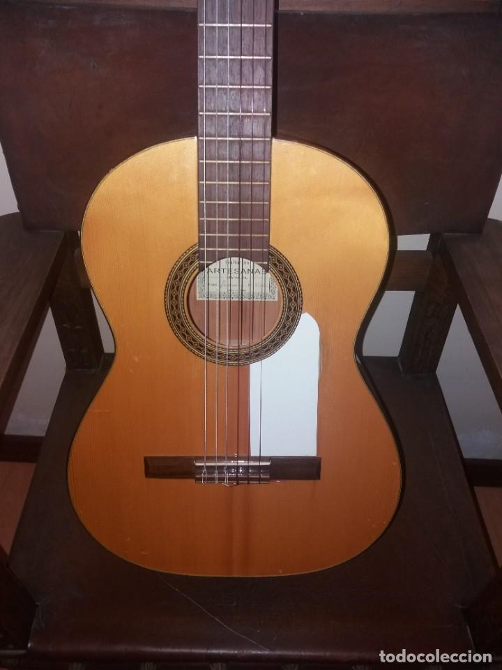 Instrumentos musicales: guitarra flamenca - Foto 2 - 276606278