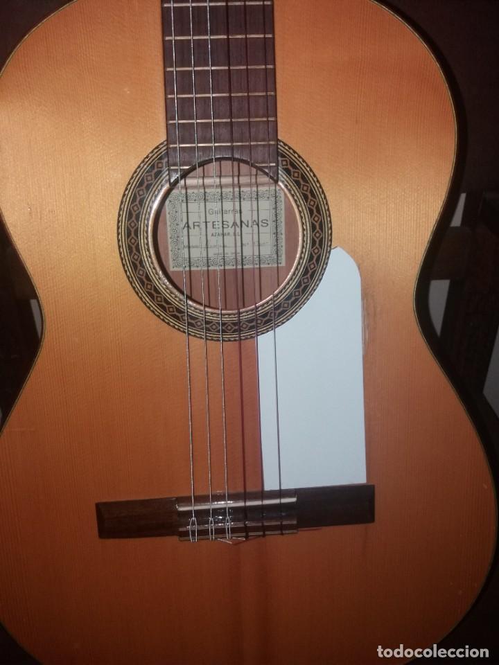 Instrumentos musicales: guitarra flamenca - Foto 5 - 276606278