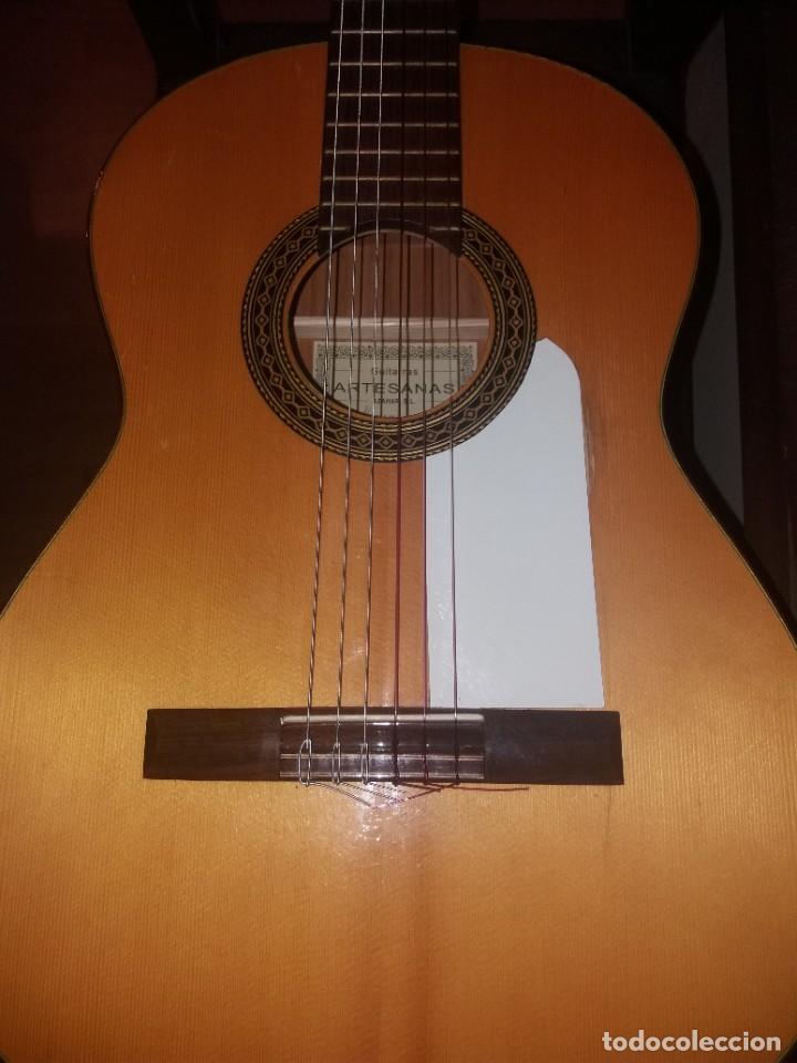 Instrumentos musicales: guitarra flamenca - Foto 10 - 276606278
