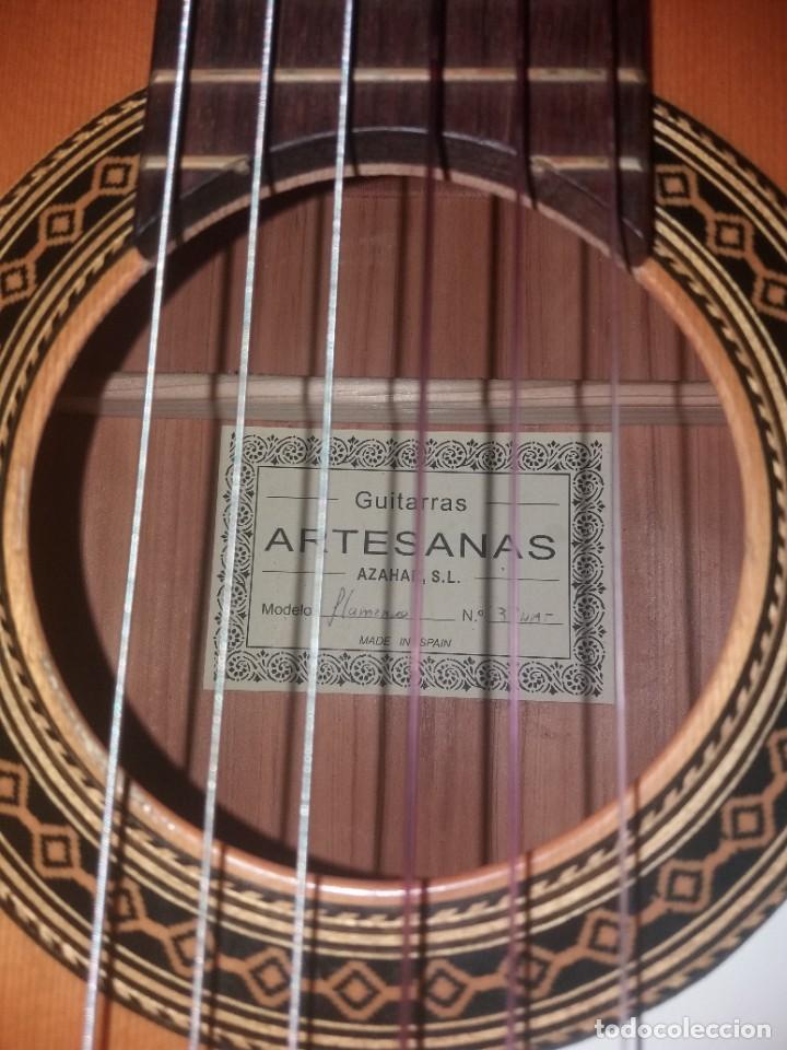 Instrumentos musicales: guitarra flamenca - Foto 11 - 276606278