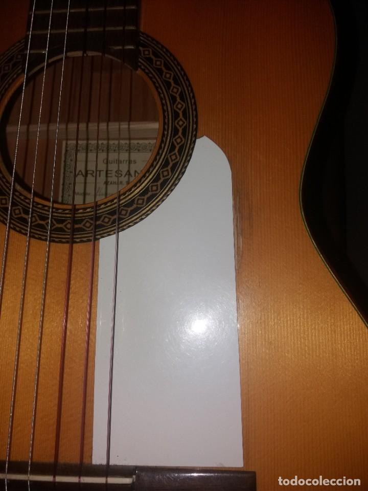 Instrumentos musicales: guitarra flamenca - Foto 12 - 276606278