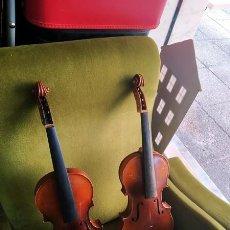 Instrumentos musicales: VIOLINES CHECOS. Lote 276653733