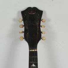 Instrumentos musicales: MANDOLINA DE 8 CUERDAS. SPADARO SALVATORE. NAPOLES. ITALIA. PRINCIPIOS SIGLO XX.. Lote 276775898