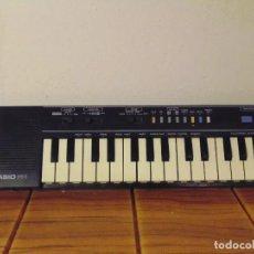 Instrumentos musicales: CASIO PT-1 TECLADO PIANO ÓRGANO DE INICIACIÓN. Lote 276803748