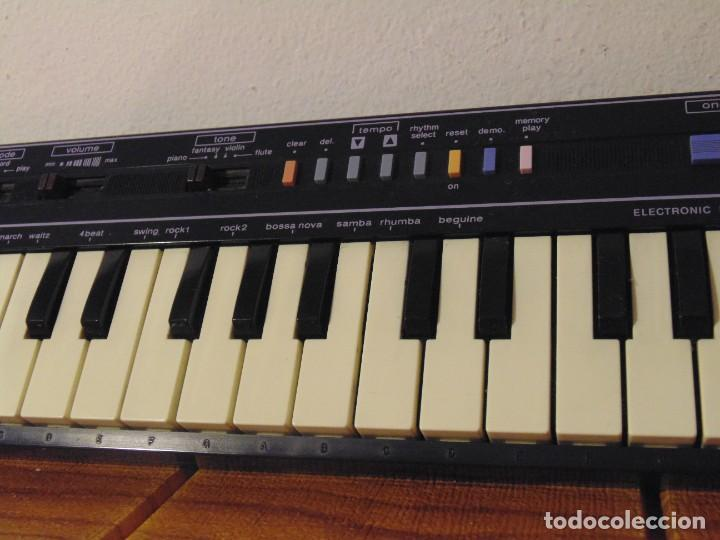 Instrumentos musicales: CASIO PT-1 Teclado Piano Órgano de Iniciación *Funcionando!!* - Foto 4 - 276803748
