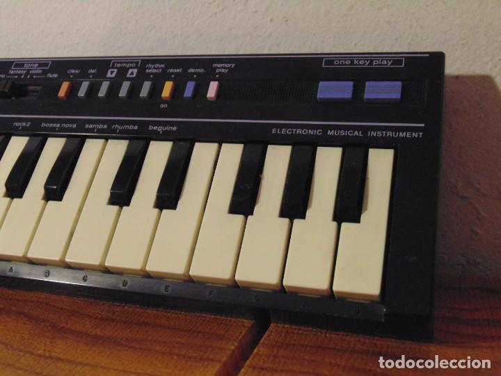 Instrumentos musicales: CASIO PT-1 Teclado Piano Órgano de Iniciación *Funcionando!!* - Foto 5 - 276803748