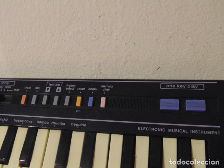 Instrumentos musicales: CASIO PT-1 Teclado Piano Órgano de Iniciación *Funcionando!!* - Foto 6 - 276803748