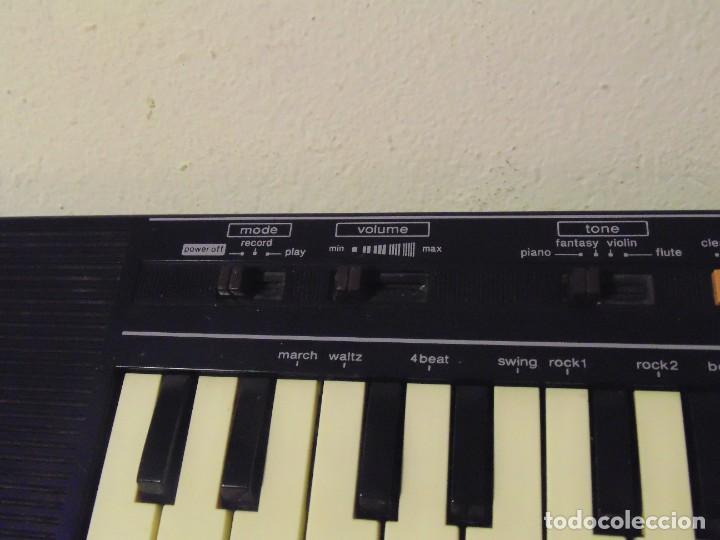 Instrumentos musicales: CASIO PT-1 Teclado Piano Órgano de Iniciación *Funcionando!!* - Foto 7 - 276803748