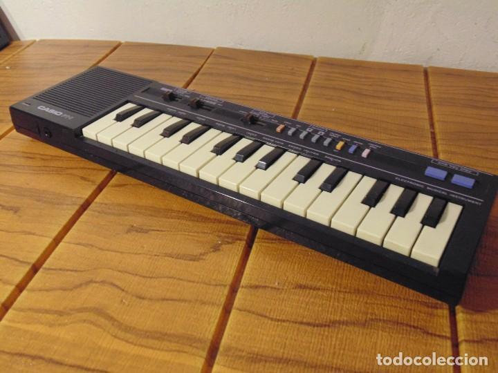 Instrumentos musicales: CASIO PT-1 Teclado Piano Órgano de Iniciación *Funcionando!!* - Foto 8 - 276803748