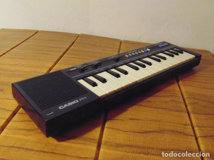 Instrumentos musicales: CASIO PT-1 Teclado Piano Órgano de Iniciación *Funcionando!!* - Foto 9 - 276803748
