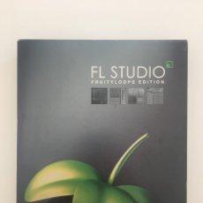 Instrumentos musicales: FL STUDIO 6. Lote 277232008