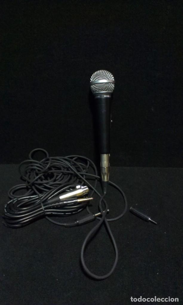 MICROFONO SHURE PROLOGUE 14L + CABLES (Música - Instrumentos Musicales - Accesorios)