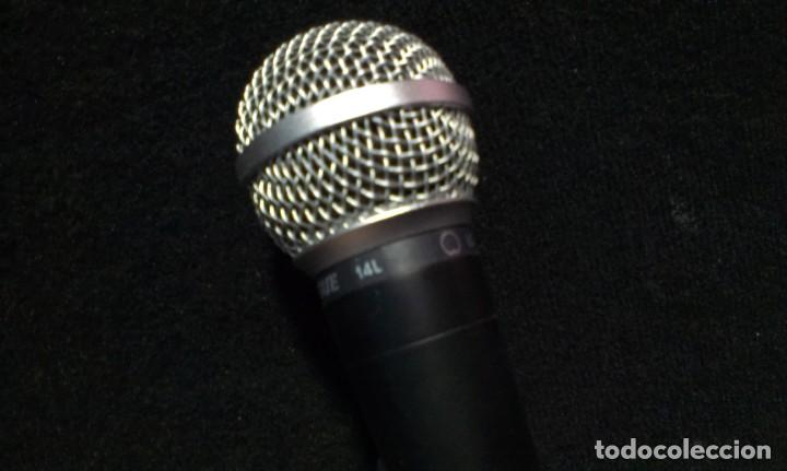 Instrumentos musicales: MICROFONO Shure Prologue 14L + CABLES - Foto 5 - 277430173