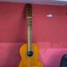 Instrumentos musicales: ANTIGUA GUITARRA CASA FERRER - GRANADA . VER FOTOS. Lote 277448873