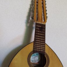 Instrumentos musicales: BANDURRIA ESPAÑOLA. Lote 277475593