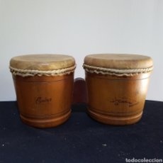 Instrumentos musicales: TIMBALES CUBA. Lote 277572983