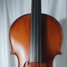 Instrumentos musicales: VIOLA CON ETIQUETA PIERRE CLAUDOT. Lote 277576573