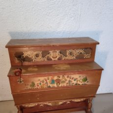 Instrumentos musicales: ANTIGUO ORGANILLO REIG. Lote 277698078