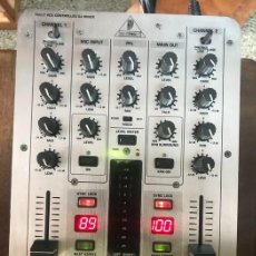 Instrumentos musicales: BEHRINGER - VMX200 - MESA DE MISTURA. Lote 277751863