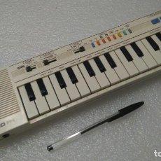 Instrumentos musicales: TECLADO PIANO CASIO PT 1 PROBADO Y FUNCIONANDO. Lote 277760083
