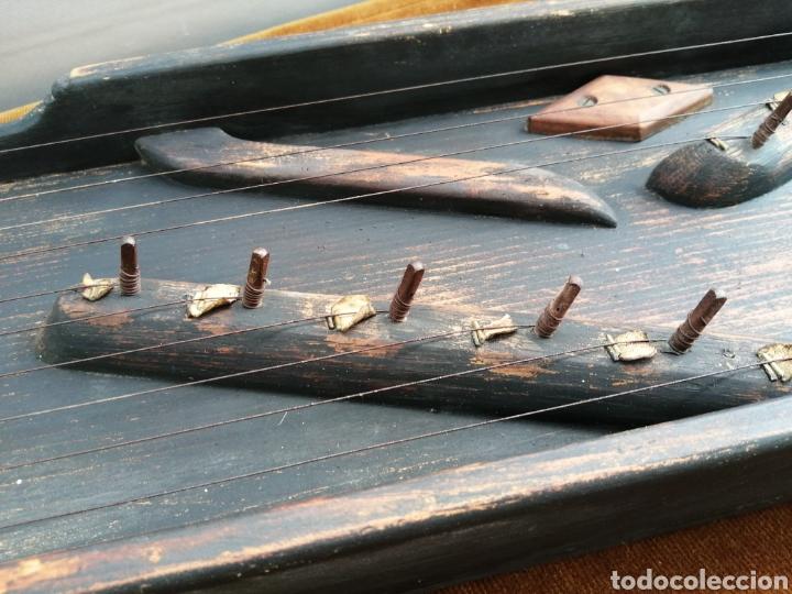 Instrumentos musicales: Instrumento de madera 10 cuerdas - Foto 4 - 278195623